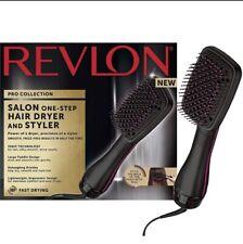 Revlon Pro Hair Dryer Brush Salon One-Step Ionic Hair Dryer Styler Volumiser