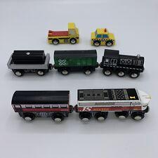 Imaginarium Train Table replacement Train engine & cargo cars Thomas BRIO NrMint
