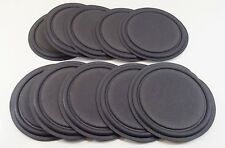 "10"" Flat Passive Radiators for ESS & Infinity Speakers - 10 PACK!"