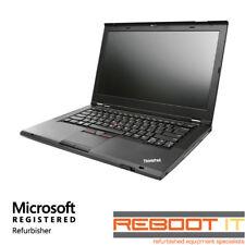 "Lenovo ThinkPad T430 Core i5 3320M 2.6GHz 4GB 500GB  DVD Win 7 Webcam 14"""
