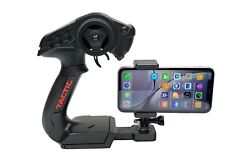 Black Tactic TTX300 Cell Phone Camera Mount for Axial Racing SCX10 RR10 Bomber