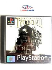 Railroad Tycoon 2 PSX PS1 Playstation Nuevo Precintado Retro Sealed New PAL/SPA