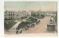 Barnstaple The Square Devon JWS 918 J Welch pre 1918 Postcard 242c