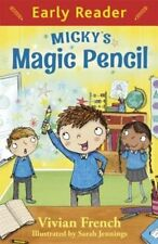 Micky's Magic Pencil (Early Reader), New, French, Vivian Book