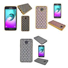 Cover e custodie semplice Per Samsung Galaxy A3 in silicone/gel/gomma per cellulari e palmari