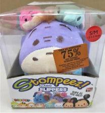Disney Tsum Tsum Stompeez Slippers Size S/M  2.5 - 3 KIDS Stitch Eeyore
