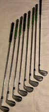 NIke Forged Pro Combo Irons Dynamic Gold X100 Irons 3-9 And Pitching Wedge
