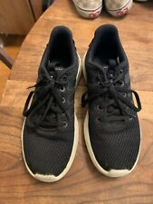 Black Womens Adidas Running Shoes Size 6