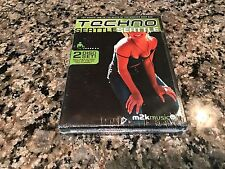 Techno Seattle New Sealed DVD! 2004 Underworld Scooter The Prodigy Orbital B12