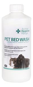 Pet Bed Wash Laundry Detergent Steriliser Pup Whelping Box Blankets Free disease