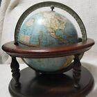 "Vtg. Weber Costello 6""  Peerless  Globe circa 1920's - 30's"