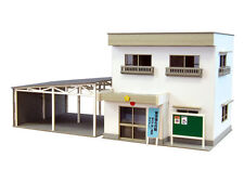 Sankei Mk05-18 Police Office (Koban) 1/87 Ho Scale