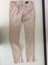"SIENNA S MILLER TWENTY8TWELVE pink Skinny Stretch Jeans Waist 30"" L32"""