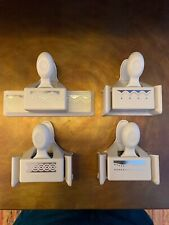 MARTHA STEWART Set of 4 Paper Punches Geometric Punch Around the Page