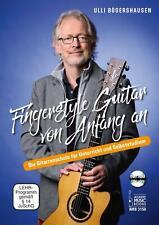 Fingerstyle Guitar von Anfang an von Ulli Bögershausen (2017, Taschenbuch)