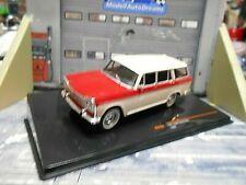 FIAT 2300 Familiare Kombi 1965 creme crem red rot CLC155 IXO 1:43