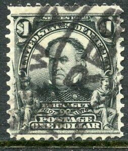 1903 $1 FARRAGUT BLACK USED #311