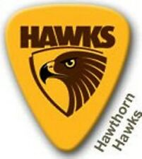 Hawthorn Hawks Guitar Picks 5 Pack, Official AFL Product