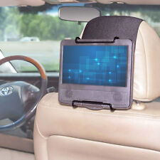 TFY Car Travel Headrest Mount Holder for 7 inch - 10 inch Portable DVD Player