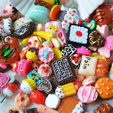 Mixed Lifelike Fast Food Rilakkuma Charms Kids Children Funny Toys 10Pcs