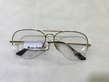 d3a1db78a4e NEW Ray Ban RB6589 (2500) Aviator Gold 59  15 140 Eyeglasses Frame