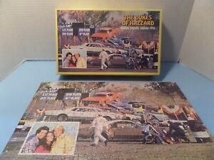 DUKES OF HAZZARD PUZZLE - 200 PCS. 11 X 17  YEAR 1981
