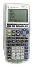 Texas Instruments Ti-83 Plus Silver Edition Graphing Calculator - Graph Algebra