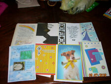 LOT OF 8 NEW GRADUATION CARDS WITH ENVELOPES