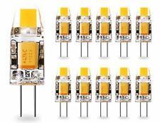 G4 LED Bulb 1.2W Bi-Pin COB Light Bulbs (12W Halogen Equivalent) 120LM 2700K 12V