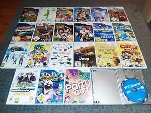 Nintendo Wii Spielesammlung 22 Stück