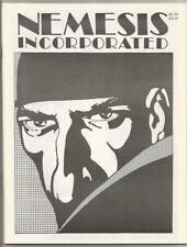 Nemesis Incorporated #24, Pulp Fanzine, March 1987