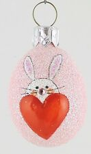 Patricia Breen Mini Egg - Surprise, Bunny With Heart Milaeger's Only