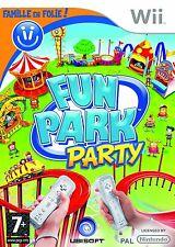 FUN PARK PARTY           -----   pour WII