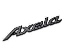 High quality Metal Emblem Car Emblem 3D Decal Sticker Logo for Mazda 6 Axela