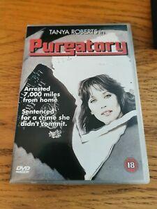PURGATORY -TANYA ROBERTS -1988 -DVD
