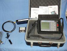 ANRITSU Wiltron Site Master S331A Cable & Antenna Analyzer w/ Manual & Hard Case