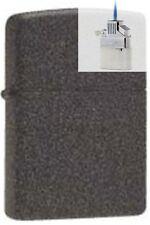 Zippo 211 iron stone cigar Lighter & Z-PLUS INSERT BUNDLE
