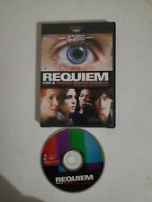 Requiem for a Dream Dvd Director's Cut Very Good Pre-owned Condition