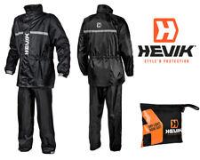 Kit Completo Antipioggia Hevik Dry Light Giacca Pantalone Impermeabile Taglia S
