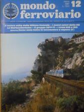 Mondo Ferroviario n°12 Il nuovo volto della Milano Venezia - treni RIB RIO[TR.6]