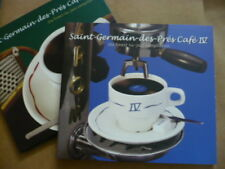 Saint Germain des Pres Cafe Vol 3 & Vol 4 by Various Artists (2 CDs, Wagram) LN