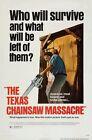 Внешний вид - The Texas Chainsaw Massacre movie poster print : Marilyn Burns : 11 x 17 inches