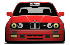 ETHOS Motorsports Chip 7-8psi/30lb Inyectores Turbo BMW 325i 525i M20B25 E30 E34