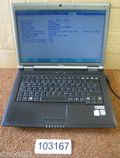"Fujitsu Siemens Esprimo M9400 14"" WXGA Laptop,Core 2 Duo 2.0GHz,1Gb Ram,103167"