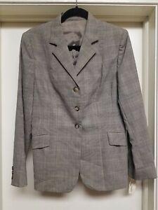 NWT $395 12/18 Reg Tailored Sportsman Marlboro Plaid Hunt Coat jumper lightweigh