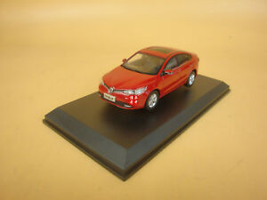 1/43 MG gt  MGGT diecast model red color