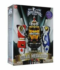 Power Rangers The Legacy Collection Mighty Morphin Ninja Megazord - Brand New