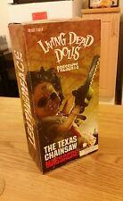 Rara Muñeca muertos vivientes. el Texas Chainsaw Masacre.