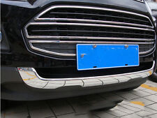 Fit For Ford Ecosport 2013-2015 car Front Under Bumper Bottom Grill Trim Cover