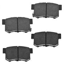 REAR BRAKE PADS for SUZUKI KIZASHI 2010-13 SX4 2007-13 Premium Brake Pads